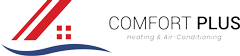 Comfort Plus Heating & Air-conditioning Logo